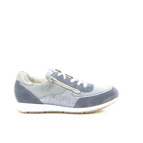 Paul green damesschoenen sneaker lichtblauw 171879