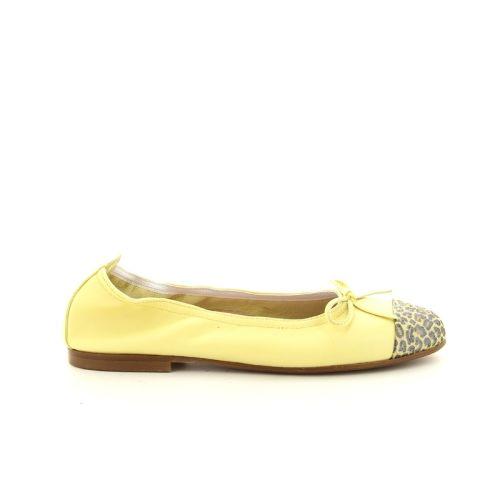 Beberlis kinderschoenen ballerina geel 88194