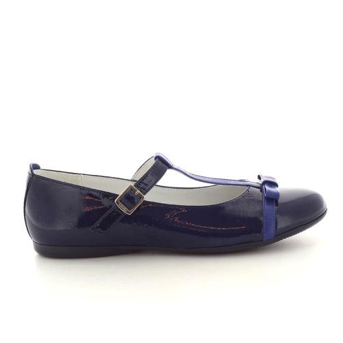 Beberlis kinderschoenen ballerina blauw 88216