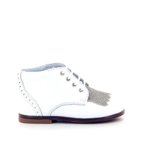 Beberlis kinderschoenen boots wit 171164