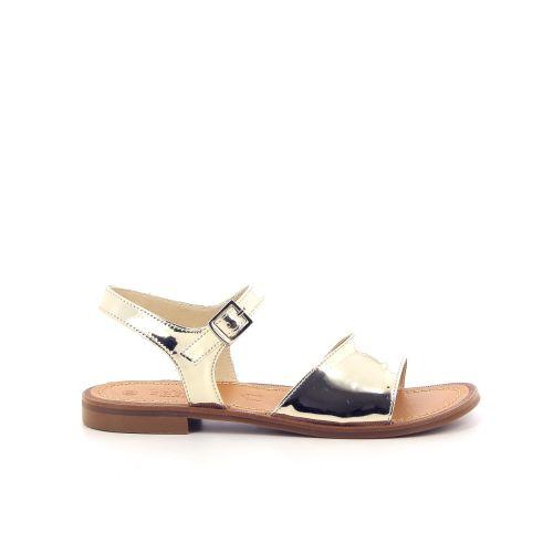 Beberlis kinderschoenen sandaal goud 194182
