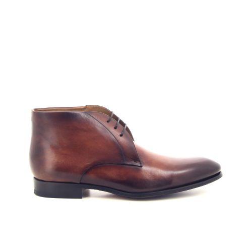Magnanni herenschoenen boots cognac 178382