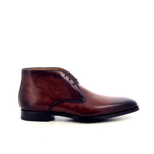 Magnanni herenschoenen boots cognac 191813