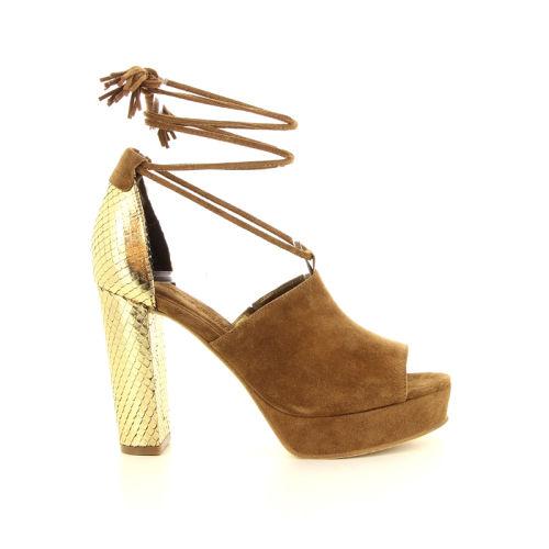 Kennel & schmenger damesschoenen sandaal naturel 18369