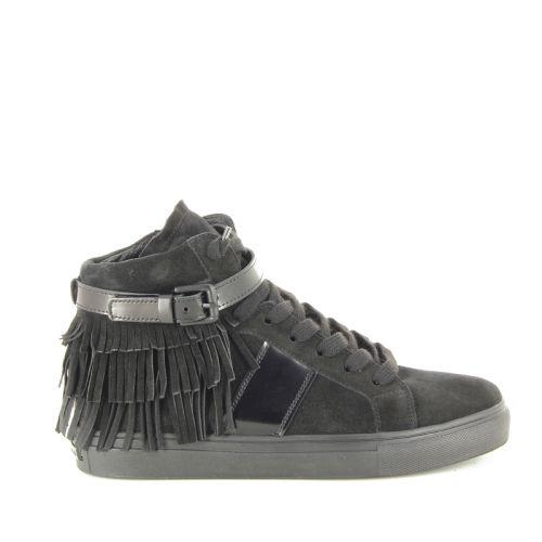 Kennel & schmenger damesschoenen sneaker zwart 17895