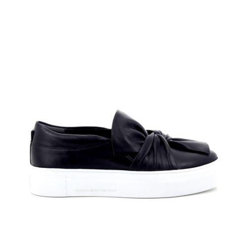 Kennel & schmenger damesschoenen sneaker zwart 172063