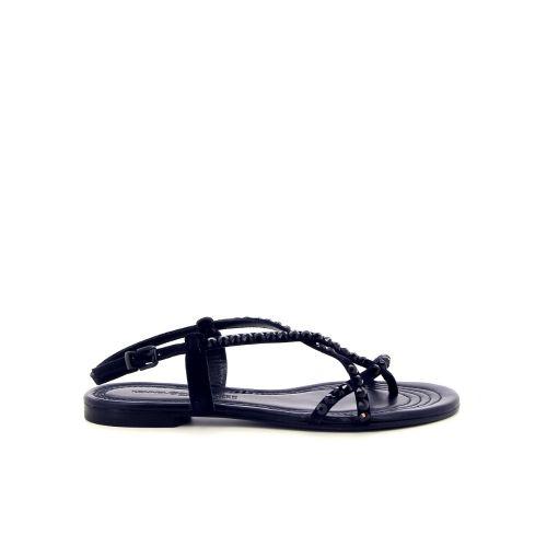 Kennel & schmenger damesschoenen sandaal zwart 184787