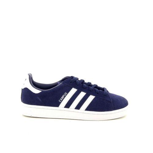 Adidas kinderschoenen sneaker blauw 186807
