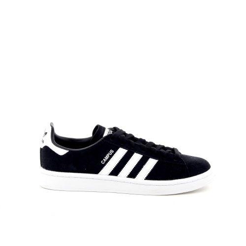Adidas kinderschoenen sneaker zwart 186807