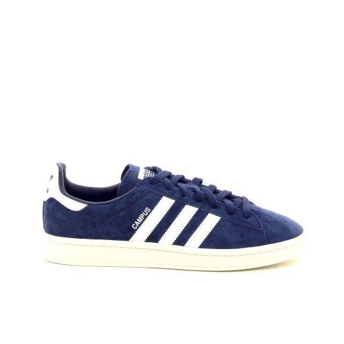 Adidas herenschoenen sneaker donkerblauw 186832