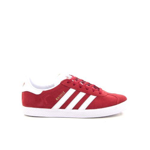 Adidas herenschoenen sneaker rood 186834