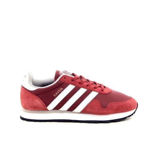 Adidas herenschoenen sneaker donkerblauw 180949