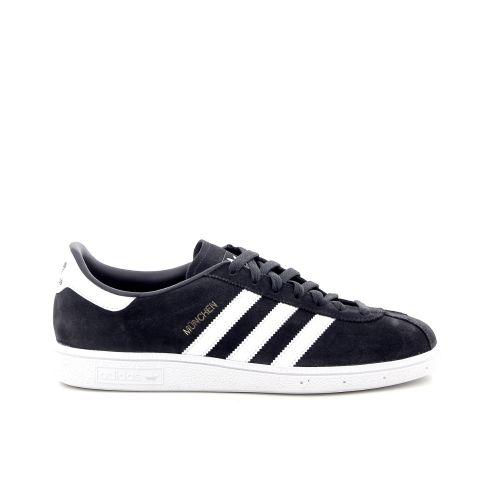 Adidas herenschoenen sneaker donkergrijs 180951