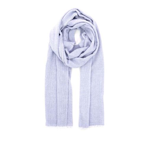 Scarf accessoires sjaals blauw 190291