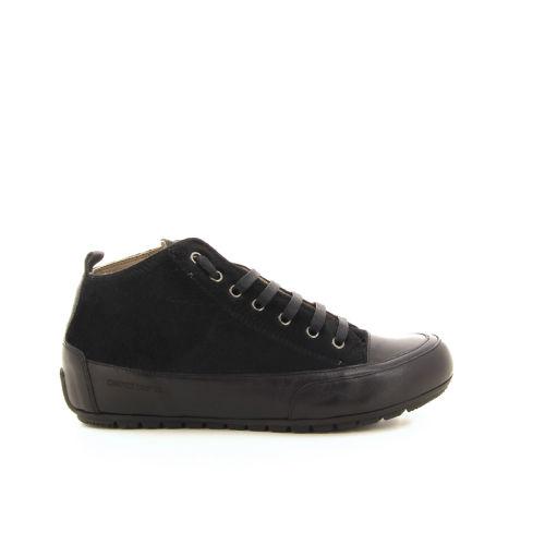 Candice cooper damesschoenen sneaker zwart 17220