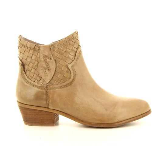 Spm damesschoenen boots beige 98885