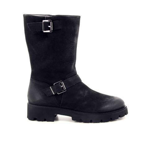Spm damesschoenen boots zwart 177424