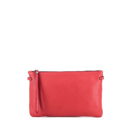 Gianni chiarini tassen handtas rood 184760