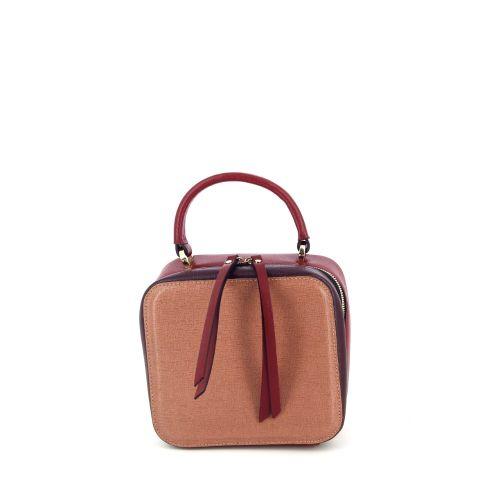 Gianni chiarini tassen handtas rood 188081