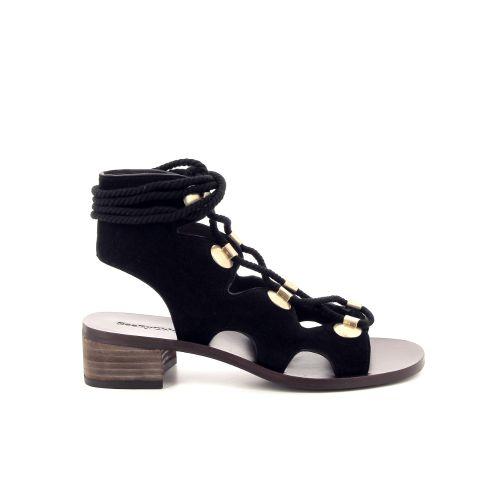 See by chloe  sandaal zwart 171439