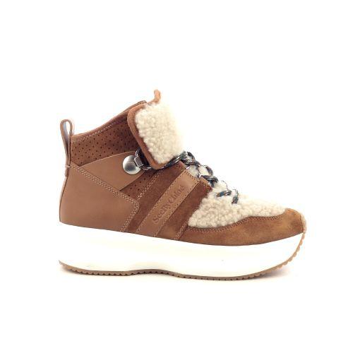 See by chloe  sneaker naturel 198969
