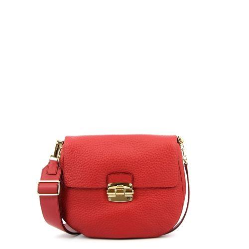 Furla tassen handtas d.rood 20633