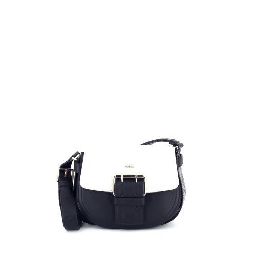 Furla tassen handtas zwart 179273