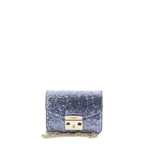 Furla tassen handtas grijs 167680