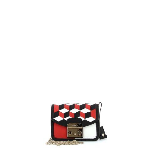Furla tassen handtas zwart 13132