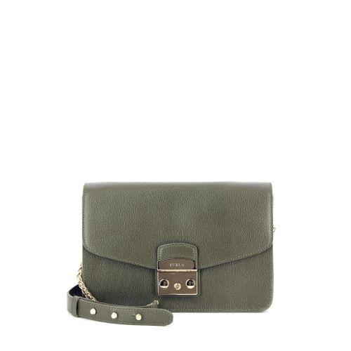 Furla tassen handtas groen 176082