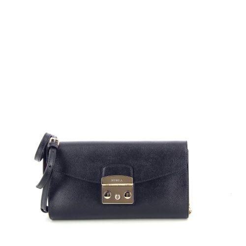 Furla  handtas zwart 187087