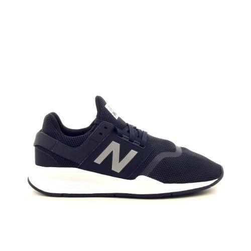 New balance damesschoenen sneaker blauw 192319