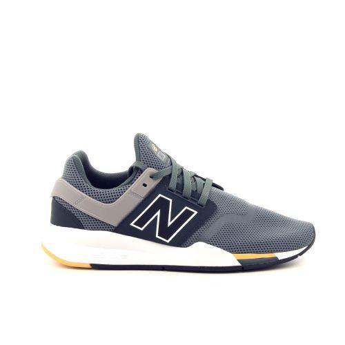New balance herenschoenen sneaker blauw 192327