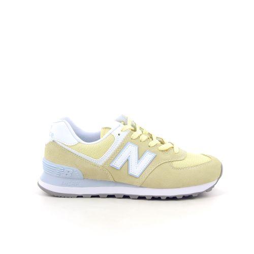 New balance damesschoenen sneaker geel 192324