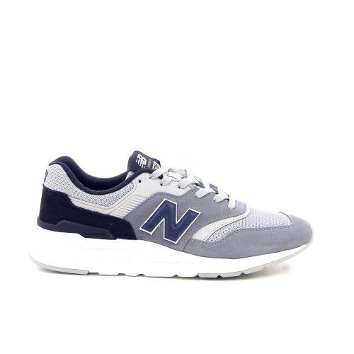 New balance  sneaker donkerblauw 195792