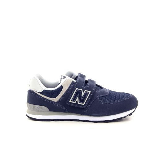 New balance  sneaker donkerblauw 192340