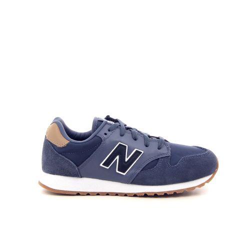 New balance kinderschoenen sneaker blauw 192337