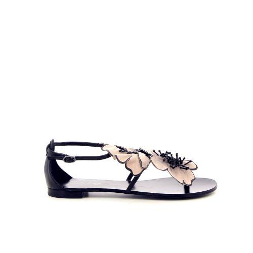 Lola cruz  sandaal ecru 191273