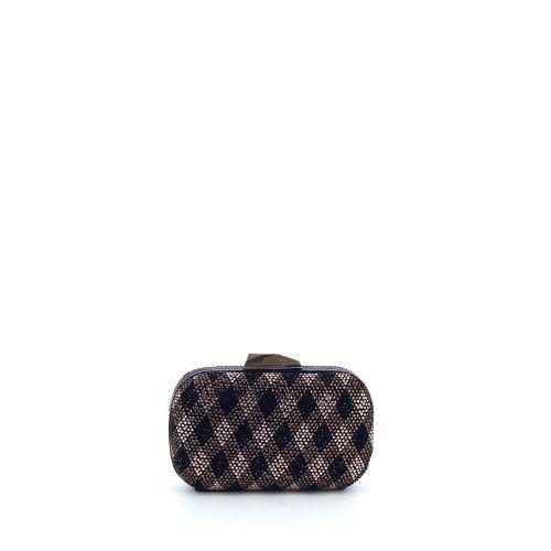 Lola cruz tassen handtas zwart 179030