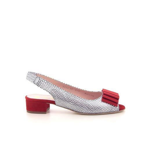 Le babe damesschoenen sandaal wit 183948
