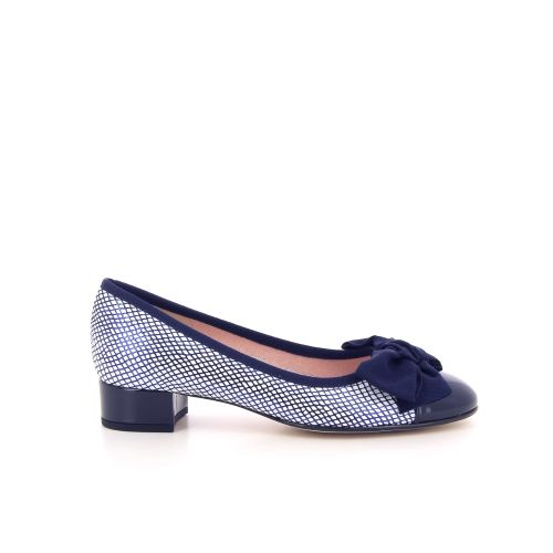 Le babe  pump donkerblauw 195083