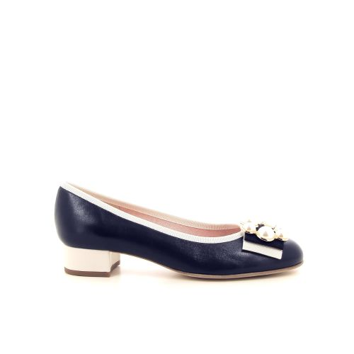 Le babe  pump donkerblauw 194748