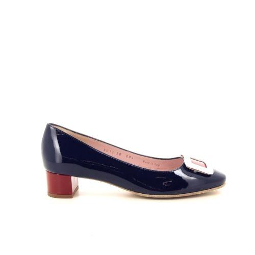 Le babe damesschoenen ballerina donkerblauw 174363