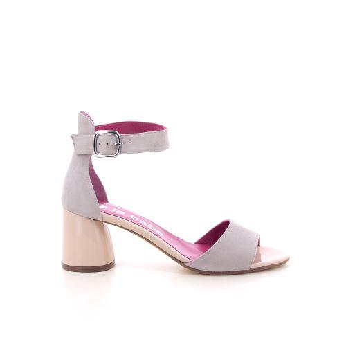 Le babe  sandaal lila 195081