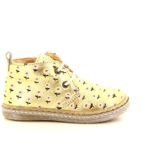Ocra solden boots goud 10166