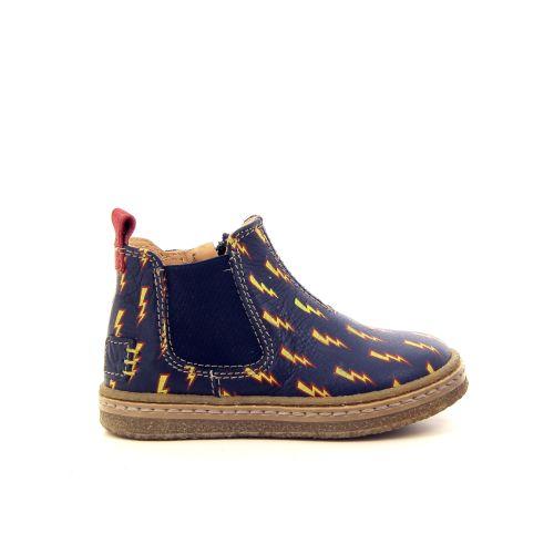 Ocra kinderschoenen boots blauw 17765