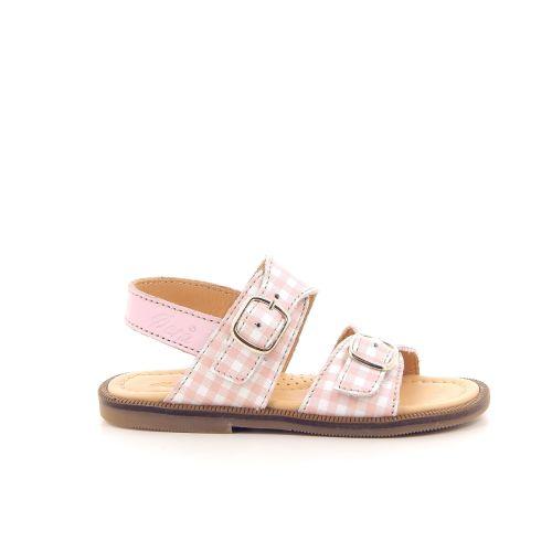 Ocra kinderschoenen sandaal rose 192843
