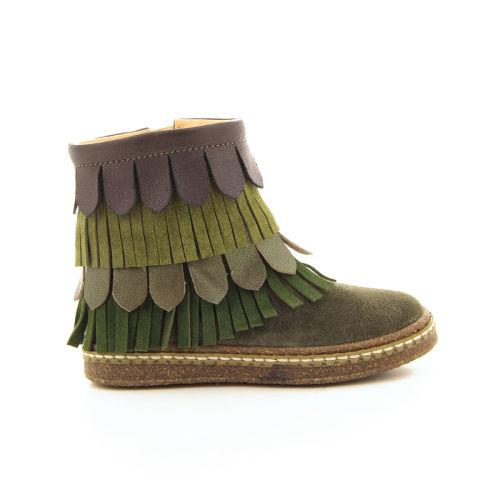 Ocra kinderschoenen boots groen 17767