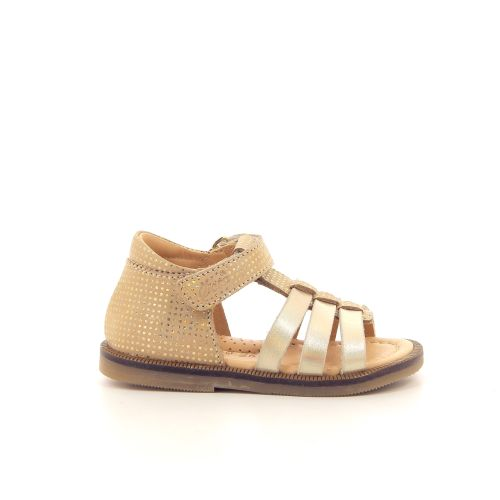 Ocra kinderschoenen sandaal goud 192844