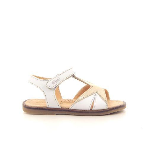Ocra kinderschoenen sandaal wit 182256